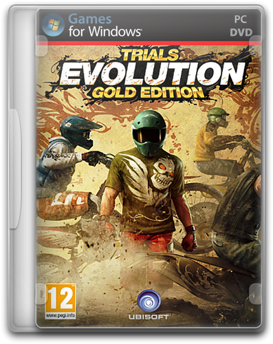 Trials Evolution: Gold Edition (Rus/Eng) [RePack] от Audioslave