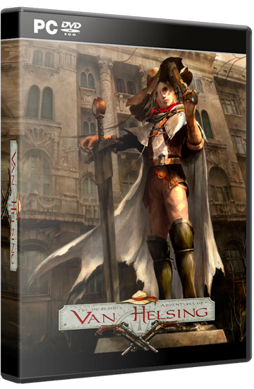 The Incredible Adventures of Van Helsing (2013) PC ([v 1.1.22 + 5 DLC] ReРack от Fenixx)