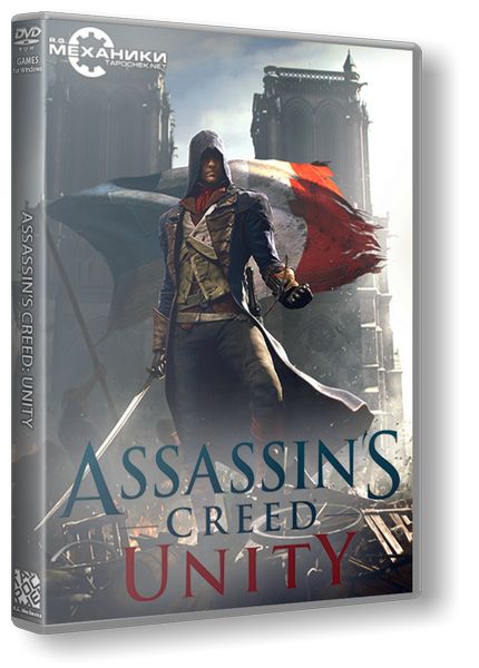 Assassin's Creed Unity [v 1.1.0] (2014) PC | RePack от R.G. Механики
