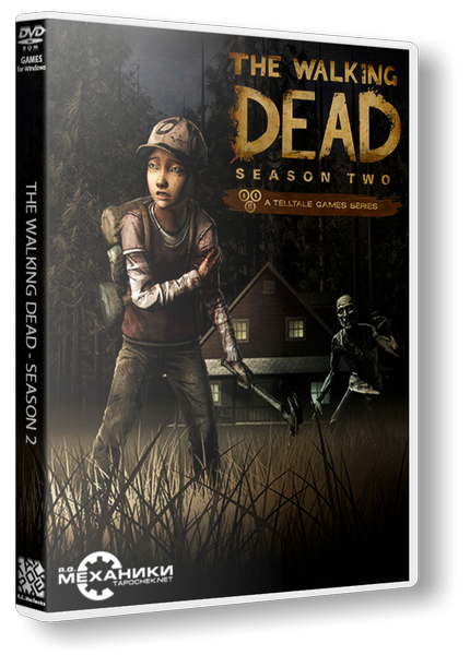 The Walking Dead: The Game. Season 2: Episode 1 - 4 (2013) PC | RePack от R.G. Механики