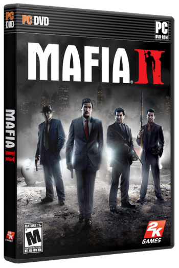 Мафия 2 / Mafia II Enhanced Edition (2010) PC | Repack от Fenixx