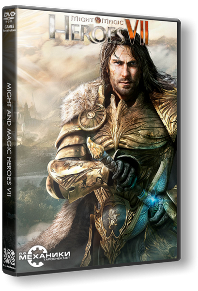 Герои меча и магии 7 / Might and Magic Heroes VII: Deluxe Edition [v 1.2] (2015) PC | RePack от xatab